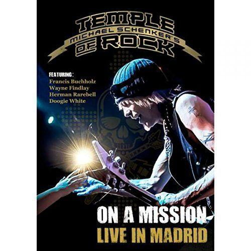 Schenker, Michael - On A Mission - Live In Madrid (R0) - DVD - Music