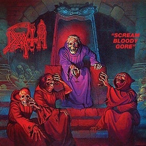 Death - Scream Bloody Gore (Deluxe Ed. 2CD) - CD - New