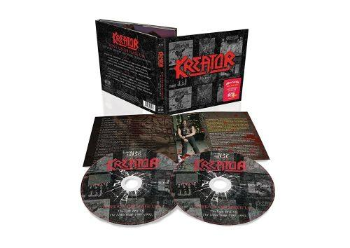 Kreator - Love Us Or Hate Us - The Very Best Of The Noise Years 1985-1992 (2CD) - CD - New