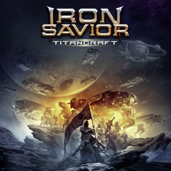 Iron Savior - Titancraft - CD - New