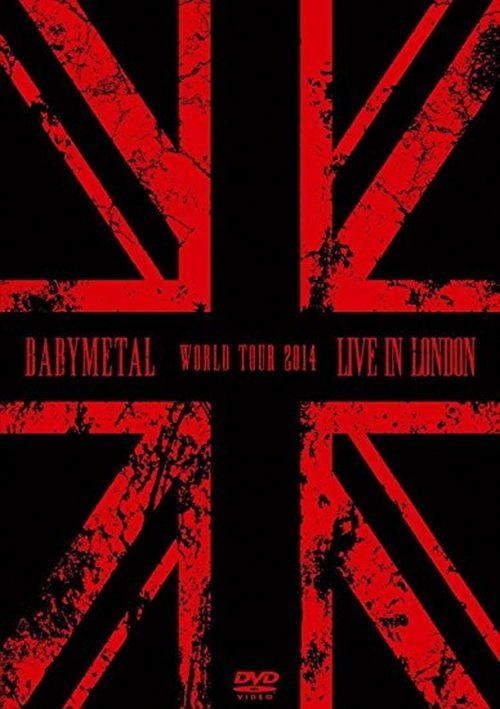 Babymetal - Live In London - World Tour 2014 (2DVD) (R0) - DVD - Music