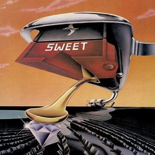 Sweet - Off The Record (2018 reissue w. 7 bonus tracks) - CD - New