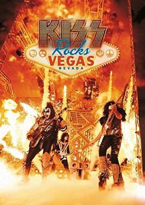Kiss - Rocks Vegas (R0) - DVD - Music