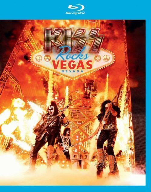 Kiss - Rocks Vegas (RA/B/C) - Blu-Ray - Music