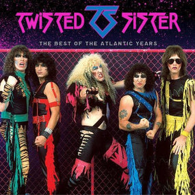 Twisted Sister - Best Of The Atlantic Years, The (w. bonus unreleased track) - CD - New