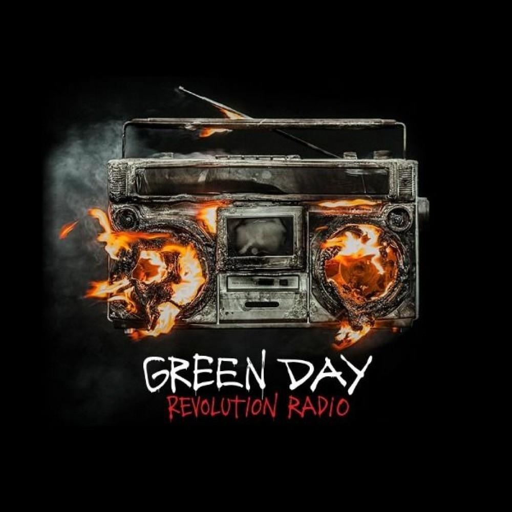 Green Day - Revolution Radio - CD - New