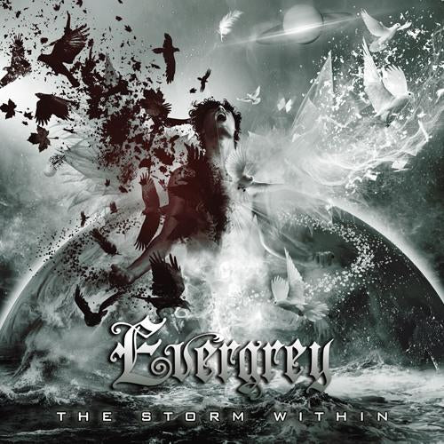 Evergrey - Storm Within, The (Ltd. Ed. digi w. bonus Paranoid Cover Version) - CD - New