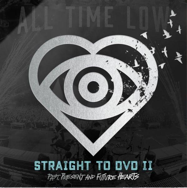 All Time Low - Straight To DVD II - Past, Present And Future Hearts (CD/DVD) - CD - New