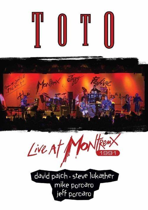 Toto - Live At Montreux 1991 (R0) - DVD - Music