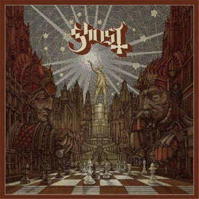Ghost - Meliora (Deluxe Ed. 2CD w. bonus Popestar EP) - CD - New