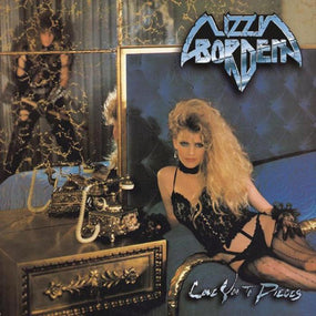 Lizzy Borden - Love You To Pieces - CD - New