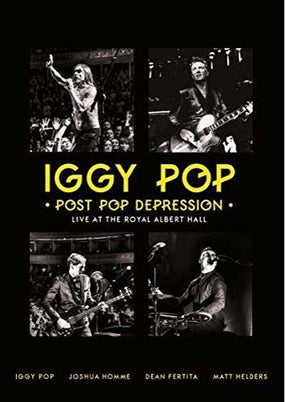 Pop, Iggy - Post Pop Depression - Live At The Royal Albert Hall (R0) - DVD - Music
