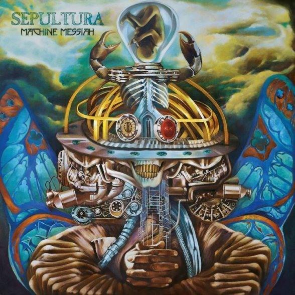 Sepultura - Machine Messiah - CD - New