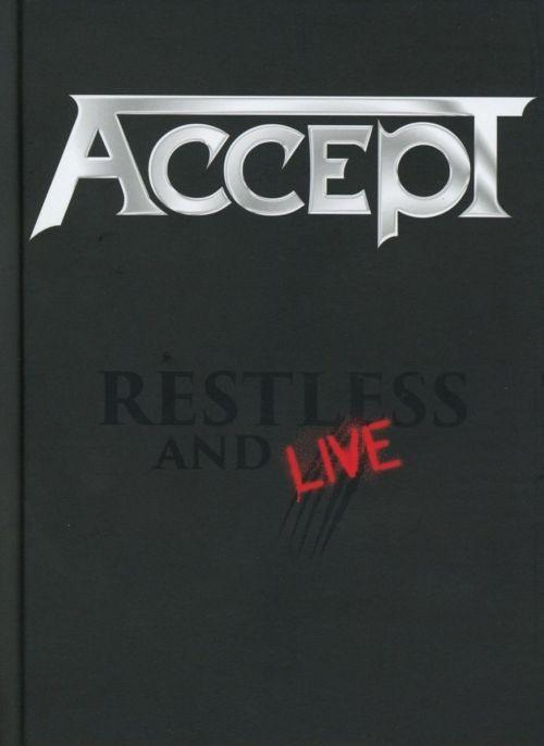 Accept - Restless And Live (DVD/2CD) (R0) - DVD - Music