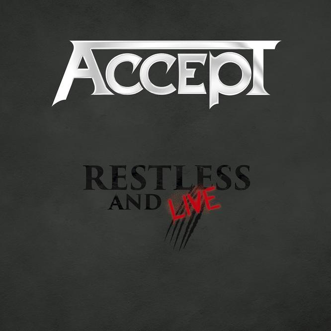 Accept - Restless And Live (Blu-Ray/2CD) (RA/B/C) - Blu-Ray - Music