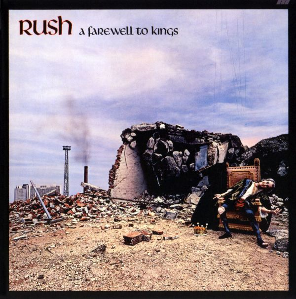 Rush - Farewell To Kings, A (180g gatefold w. download card) - Vinyl - New