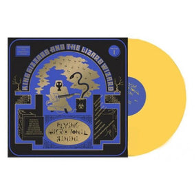 King Gizzard And The Lizard Wizard - Flying Microtonal Banana (Radioactive Yellow Vinyl w. download) - Vinyl - New