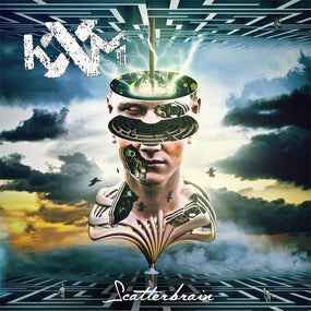 KXM - Scatterbrain - CD - New