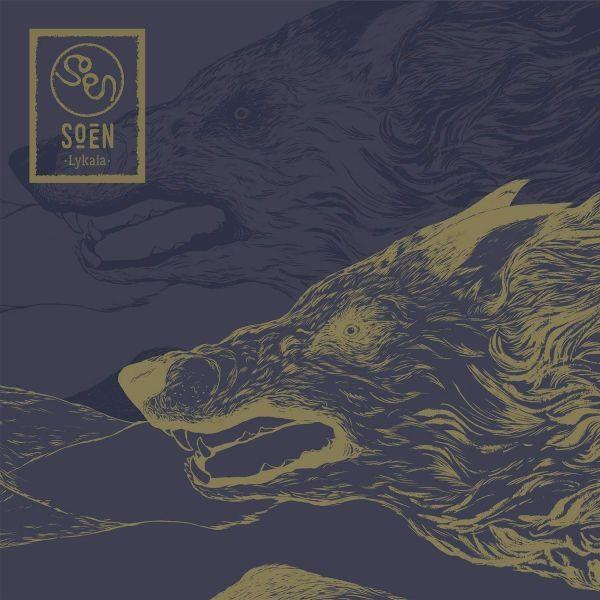 Soen - Lykaia (Ltd. 1st Ed. w. bonus track) - CD - New