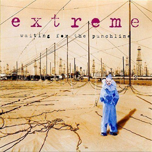 Extreme - Waiting For The Punchline (Jap. 2018 reissue) - CD - New