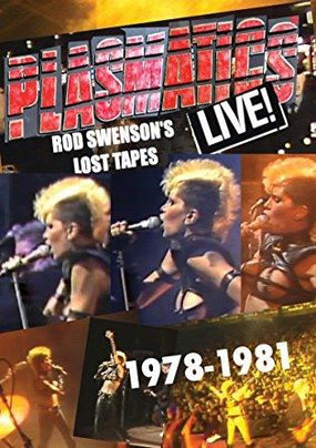 Plasmatics - Live! Rod Swensons Lost Tapes 1978-1981 (R0) - DVD - Music