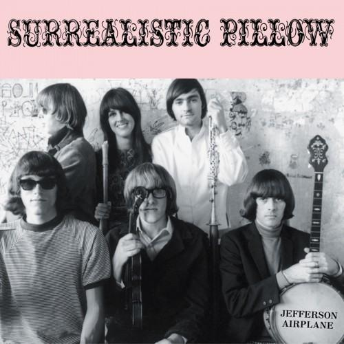 Jefferson Airplane - Surrealistic Pillow (180g remaster w. download code) - Vinyl - New