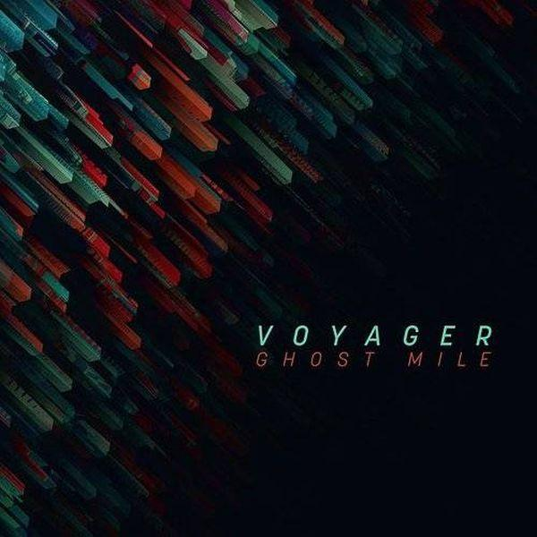 Voyager - Ghost Mile (2020 reissue w. 3 bonus live tracks) - CD - New