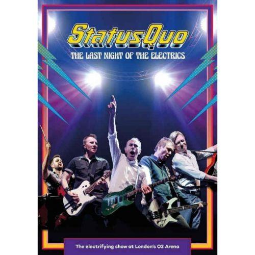 Status Quo - Last Night Of The Electrics, The (R0) - DVD - Music