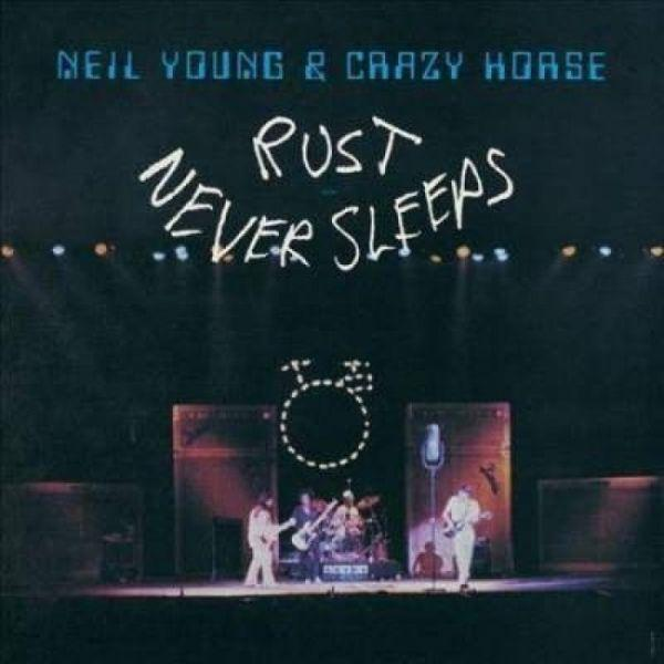 Young, Neil - Rust Never Sleeps (2017 Reissue) - Vinyl - New