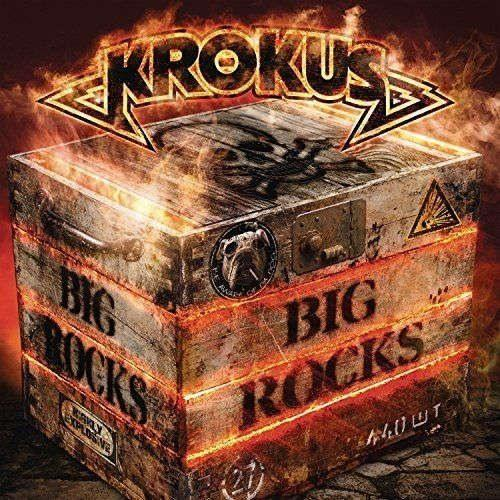 Krokus - Big Rocks (digi.) - CD - New