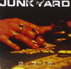 Junkyard - Sixes, Sevens And Nines (w. 8 bonus tracks) - CD - New