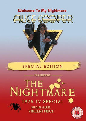 Cooper, Alice - Welcome To My Nightmare (Spec. Ed.) (R0) - DVD - Music