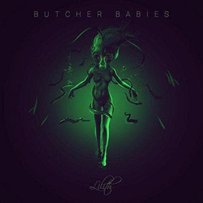 Butcher Babies - Lilith (w. 5 bonus Uncovered EP tracks) - CD - New