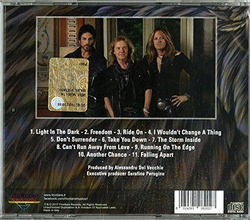 Revolution Saints - Light In The Dark - CD - New