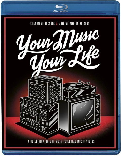 Various Artists - Your Music Your Life (R0) - Blu-Ray - Music