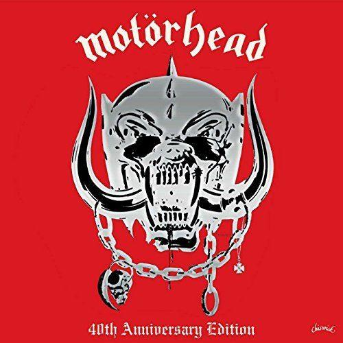 Motorhead - Motorhead (40th Ann. Ed. w. 12 bonus tracks) - CD - New