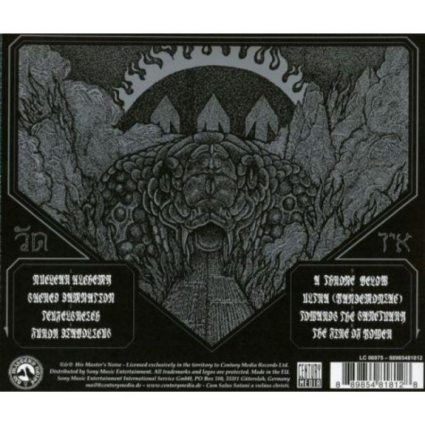 Watain - Trident Wolf Eclipse - CD - New