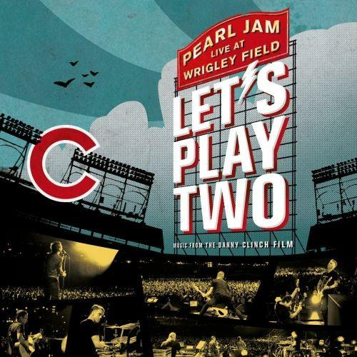 Pearl Jam - Lets Play Two - Live At Wrigley Field (DVD/CD) (R0) - DVD - Music