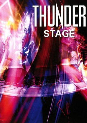 Thunder - Stage (R0) (U.S.) - DVD - Music