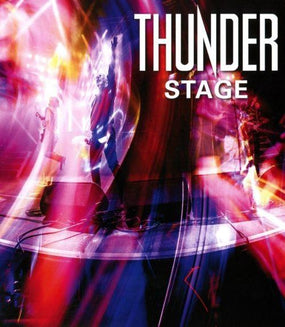 Thunder - Stage (RA/B/C) - Blu-Ray - Music
