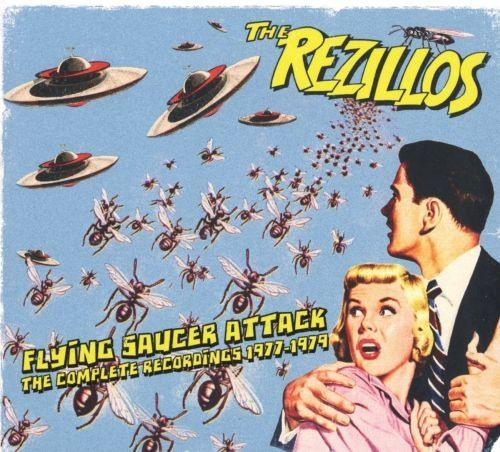 Rezillos - Flying Saucer Attack - The Complete Recordings 1977-1979 (2CD) - CD - New