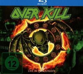 Overkill - Live In Overhausen (Blu-Ray/2CD) (R0) - Blu-Ray - Music