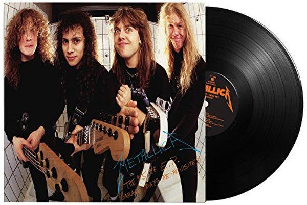 Metallica - $5.98 EP, The - Garage Days Re-Revisited (180g Black Vinyl) (Euro.) - Vinyl - New
