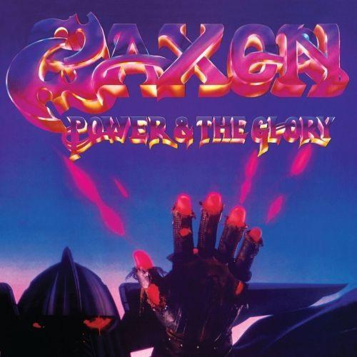 Saxon - Power And The Glory (2018 Mediabook reissue w. 9 bonus tracks) - CD - New