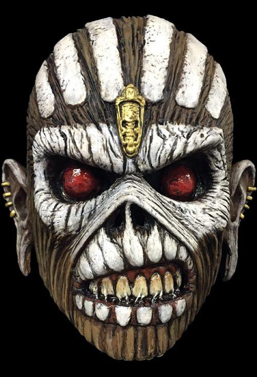 Iron Maiden - Book Of Souls Premium Face Mask