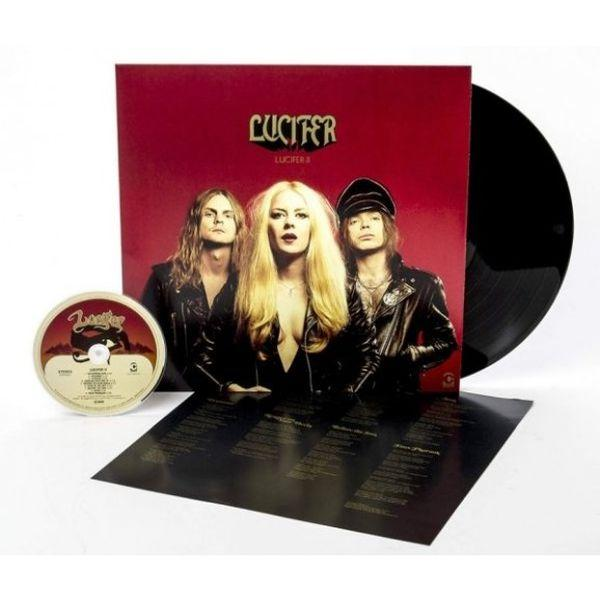 Lucifer - Lucifer II (180g w. bonus CD) - Vinyl - New