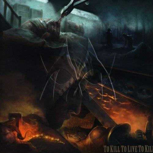 Manticora - To Kill To Live To Kill - CD - New