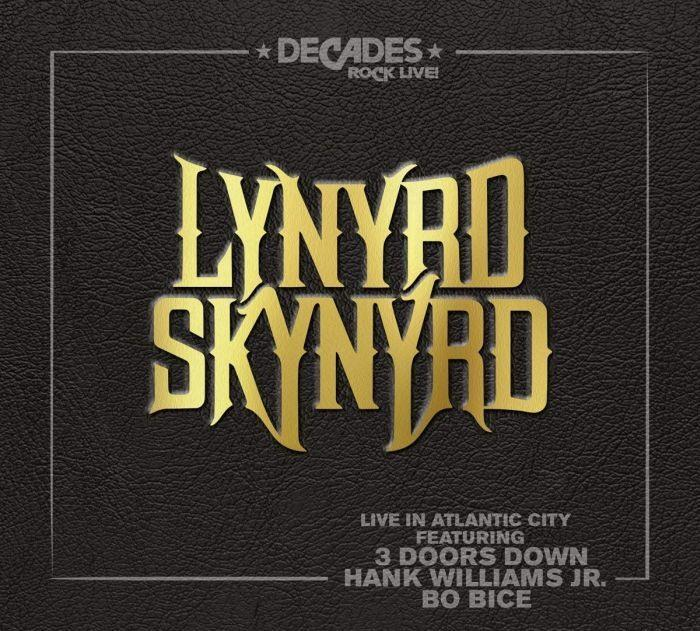 Lynyrd Skynyrd - Live In Atlantic City (CD/Blu-Ray) (RA/B/C) - CD - New