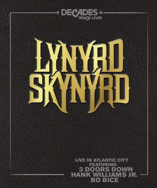 Lynyrd Skynyrd - Live In Atlantic City (RA/B/C) - Blu-Ray - Music