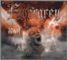 Evergrey - Recreation Day (2018 rem. w. 3 bonus tracks) - CD - New